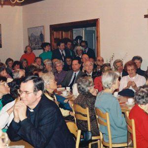 1993 Uczestnicy spotkania PTEw z prof. Ewa Łętowską