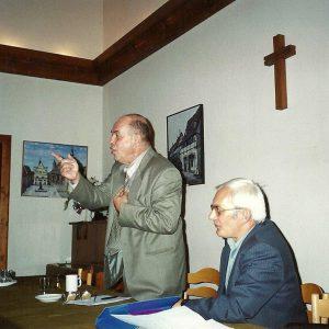 1995. Jacek Kuron i Karol Karski