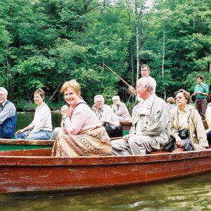 2001 Wycieczka PTEw na Mazury