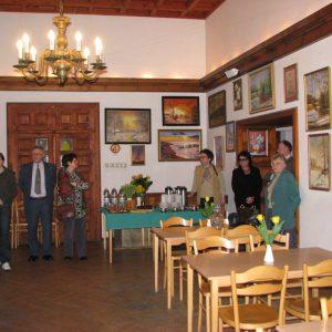 2008.04.05. Wystawa malarstwa Elżbiety Chmiel