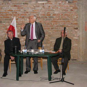 2009.05.07. Spotkanie z Jerzym Buzkiem
