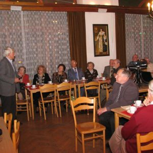 2009.10.19 Wykład prof. Bronisława Cymborowskiego